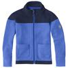 Fjällräven KIDS ABISKO FLEECE Barn - UN BLUE