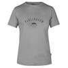 Fjällräven TREKKING EQUIPMENT T-SHIRT Herr - GREY