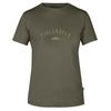 Fjällräven TREKKING EQUIPMENT T-SHIRT Herr - TARMAC