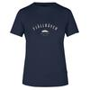 Fjällräven TREKKING EQUIPMENT T-SHIRT Herr - DARK NAVY
