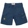 Fjällräven KIDS VIDDA SHORTS Barn - UNCLE BLUE