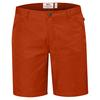 Fjällräven HIGH COAST SHORTS W Dam - FLAME ORANGE