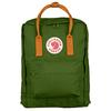 Fjällräven KÅNKEN Unisex - LEAF GREEN-BURNT ORANGE