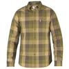 Fjällräven ÖVIK BIG CHECK SHIRT LS Herr - AVOCADO