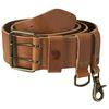 Fjällräven EQUIPMENT BELT Unisex - LEATHER COGNAC