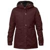 Fjällräven ÖVIK 3 IN 1 PARKA W Dam - BURNT RED