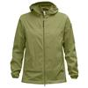 Fjällräven ABISKO WINDBREAKER JACKET W Dam - MEADOW GREEN