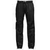Fjällräven ABISKO ECO-SHELL TROUSERS W Dam - BLACK