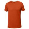 Fjällräven ABISKO TRAIL T-SHIRT M Herr - FLAME ORANGE