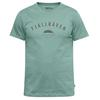 Fjällräven TREKKING EQUIPMENT T-SHIRT Herr - CREEK BLUE