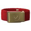 Fjällräven KIDS CANVAS BRASS BELT Barn - RED