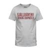 Fjällräven EQUIPMENT BLOCK T-SHIRT Herr - GREY
