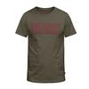 Fjällräven EQUIPMENT BLOCK T-SHIRT Herr - TARMAC
