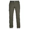 Fjällräven HIGH COAST TRAIL TROUSERS W Dam - MOUNTAIN GREY