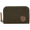 Fjällräven ZIP CARD HOLDER Unisex - DARK OLIVE