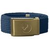 Fjällräven KIDS CANVAS BRASS BELT Barn - UNCLE BLUE