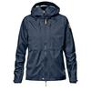 Fjällräven KEB ECO-SHELL JACKET W Dam - DARK NAVY