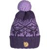 Fjällräven SNOW BALL HAT Unisex - ALPINE PURPLE