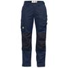 Fjällräven BARENTS PRO CURVED TROUSERS W Dam - STORM-NIGHT SKY