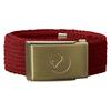 KIDS CANVAS BRASS BELT 1