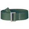 Fjällräven STRIPED WEBBING BELT W Unisex - FERN-FROST GREEN