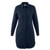 Fjällräven ÖVIK SHIRT DRESS W Dam - DARK NAVY