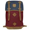 Fjällräven RUCKSACK NO. 21 LARGE Unisex - OX RED-NAVY