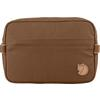 Fjällräven TRAVEL TOILETRY BAG Unisex - CHESTNUT