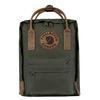 Fjällräven KÅNKEN NO. 2 MINI Unisex - DEEP FOREST