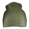 Fjällräven GREENLAND COTTON BEANIE Unisex - GREEN