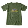 KIDS CAMPING FOXES T-SHIRT 1