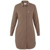Fjällräven ÖVIK SHIRT DRESS W Dam - DARK SAND