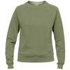 Fjällräven GREENLAND SWEATER W Dam - GREEN