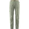 Fjällräven TRAVELLERS MT ZIP-OFF TRS W Dam - SAGE GREEN