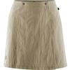 Fjällräven TRAVELLERS MT SKORT W Dam - LIGHT BEIGE