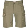 Fjällräven NIKKA SHORTS CURVED W Dam - LIGHT OLIVE