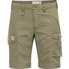 Fjällräven NIKKA SHORTS W Dam - LIGHT OLIVE