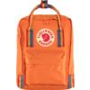 Fjällräven KÅNKEN RAINBOW MINI Unisex - BURNT ORANGE-RAINBOW PATTERN
