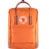 Fjällräven KÅNKEN RAINBOW Unisex - BURNT ORANGE-RAINBOW PATTERN