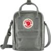 Fjällräven KÅNKEN RE-WOOL SLING Unisex - GRANITE GREY