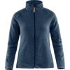 Fjällräven ÖVIK FLEECE ZIP SWEATER W Dam - NAVY