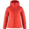 Fjällräven EXPEDITION PACK DOWN HOODIE W Dam - TRUE RED