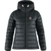 Fjällräven EXPEDITION PACK DOWN HOODIE W Dam - BLACK