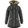 Fjällräven SINGI DOWN JACKET W Dam - DARK GREY