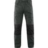 Fjällräven VIDDA PRO VENTILATED TRS M SHORT Herr - DARK GREY-BLACK
