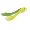 Light My Fire SPORK XM 2-PACK - LIME/GRÖN