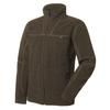 Tierra LODGE FLEECE JACKET Herr - DARK BROWN