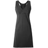 Tierra LIMESTONE FEMALE DRESS Dam - BLACK