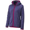 Tierra FIRESIDE FEMALE HOOD Dam - MULBERRY