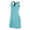 Tierra LIMESTONE FEMALE DRESS Dam - OCEAN TURQUOISE